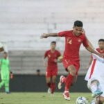 Begini Hasil Pertandingan Indonesia vs Singapura di SEA Games