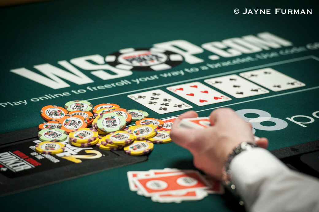 Casino Games - Poker Intellectual Component - Part Three